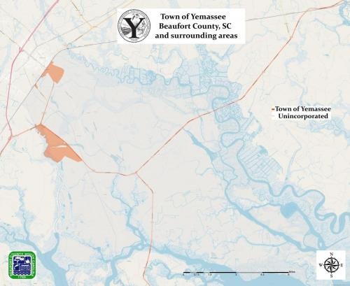 Beaufort County (Yemassee Town Limits)